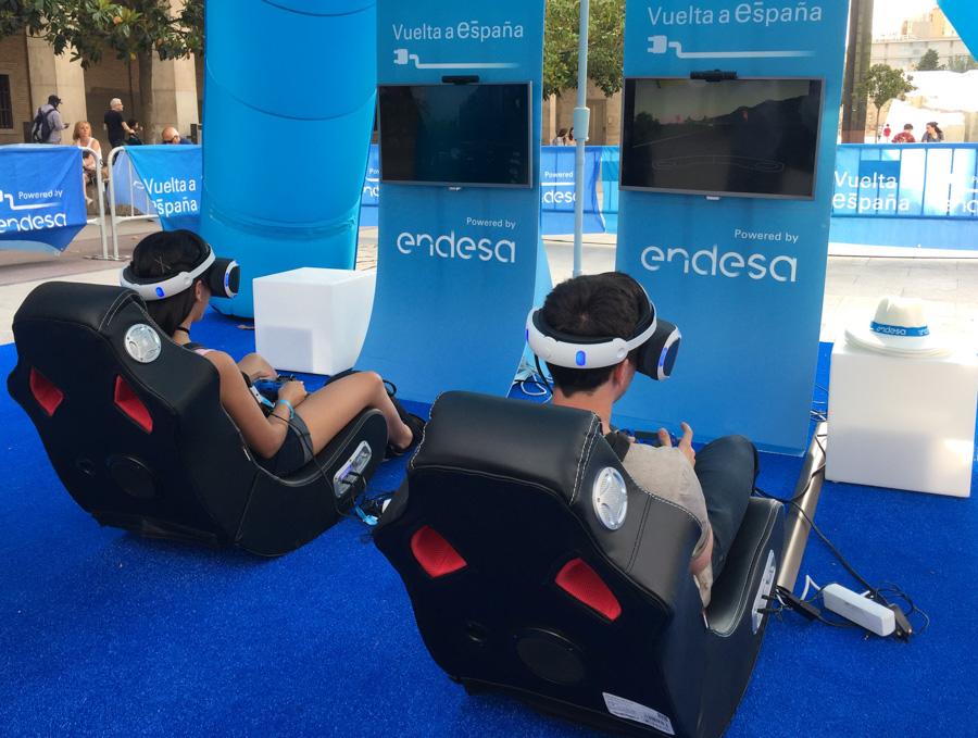 Alquilr realidad virtual para eventos