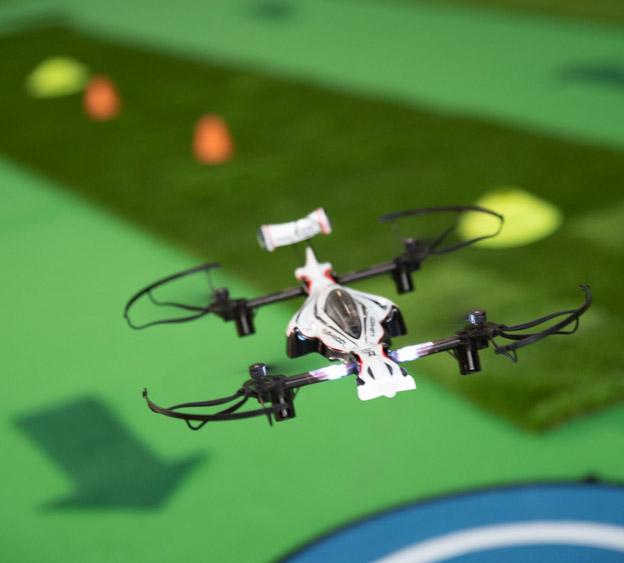 Alquiler de drones para eventos