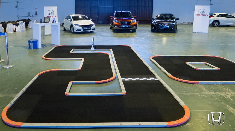 Alquiler circuito coches teledirigidos para eventos