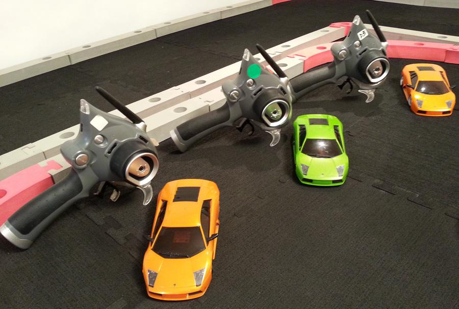 Alquiler de coches radio control para eventos